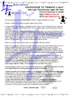 lettera Arsenio Liamazares Ugena